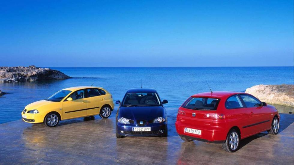 Historia Seat Ibiza