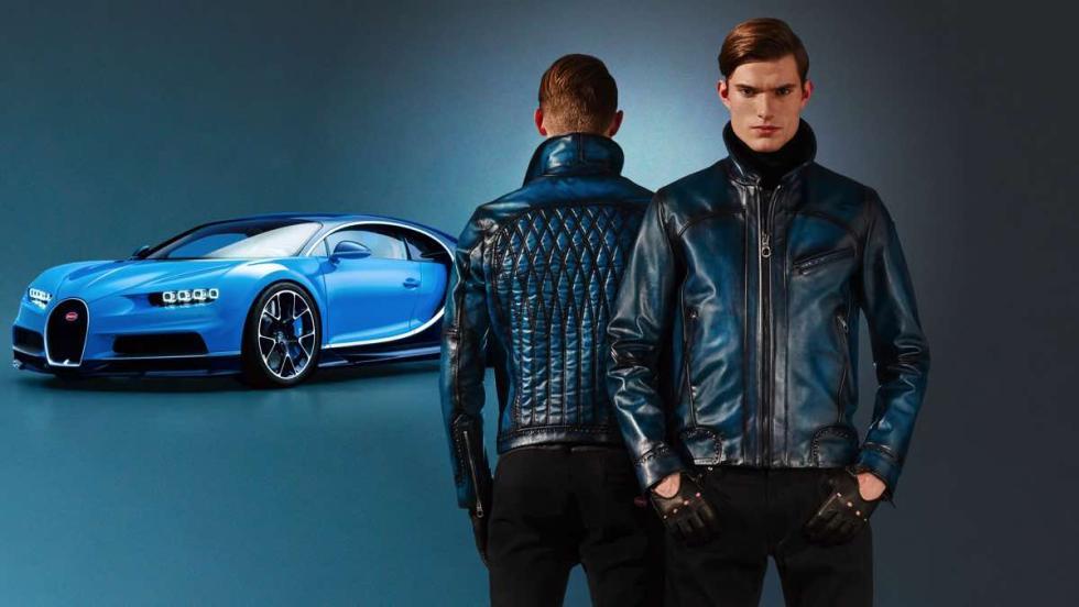 Marca de ropa Bugatti
