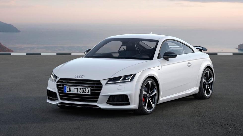 Mejor gasolina que diésel: Audi TT deportivo