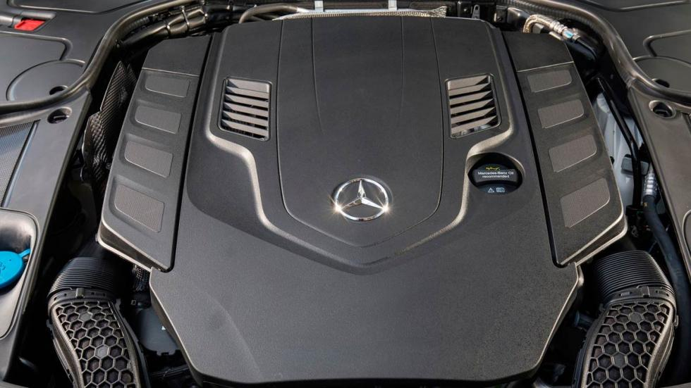 Mejor gasolina que diésel: Mercedes Clase S lujo s560