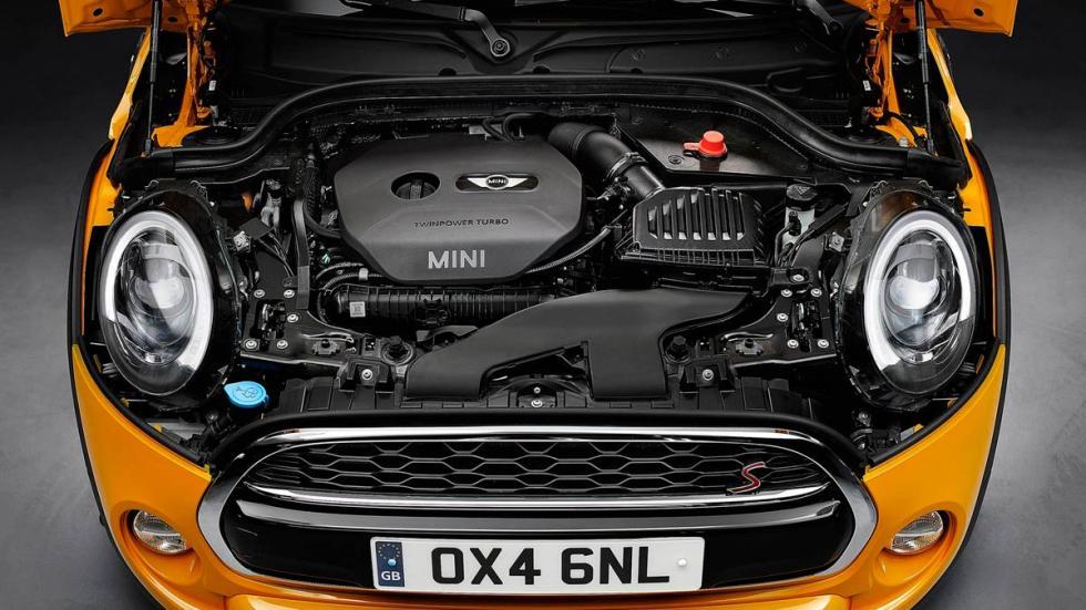 Mejor gasolina que diésel: Mini Cooper S compacto deportivo