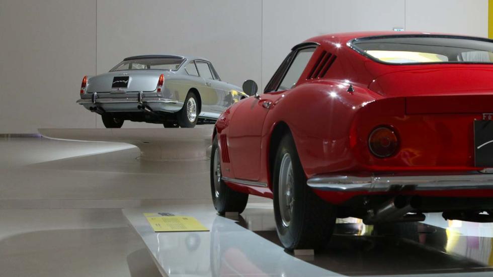 Museo Enzo y Dino Ferrari Modena visita exposición