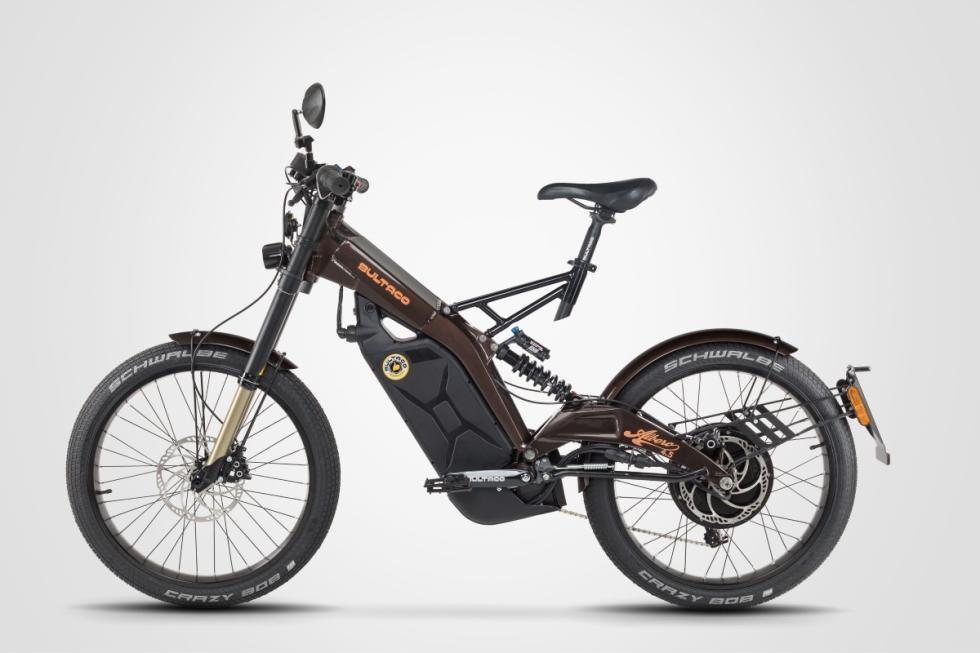 Nueva Bultaco Albero 2018