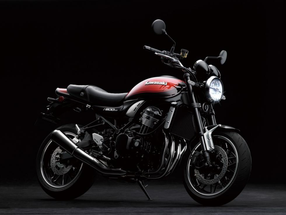 Nueva Kawasaki Z900RS 2018