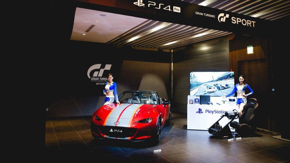 Paquete Gran Turismo Sport de 40.000 euros