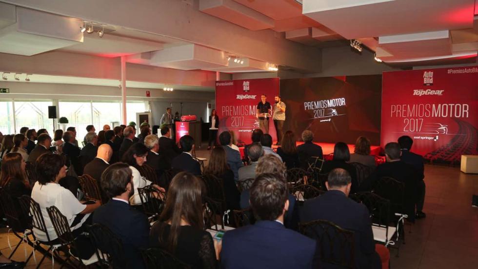 Premios Motor Axel Springer