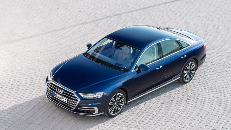 Prueba Audi A8 2017 (frontal 2)