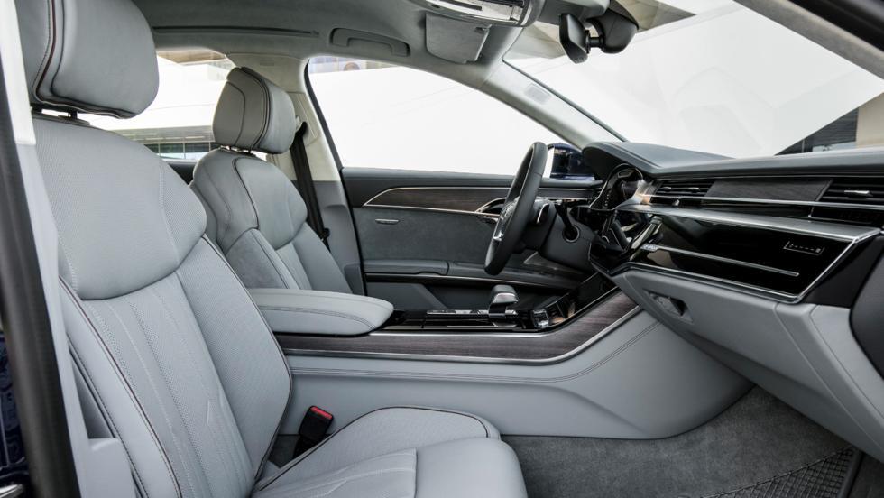 Prueba Audi A8 2017 (interior 2)