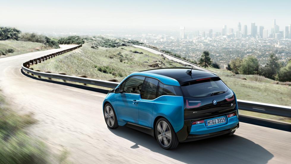 Prueba: BMW i3 (VI)