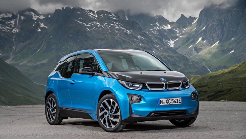 Prueba: BMW i3 (VII)