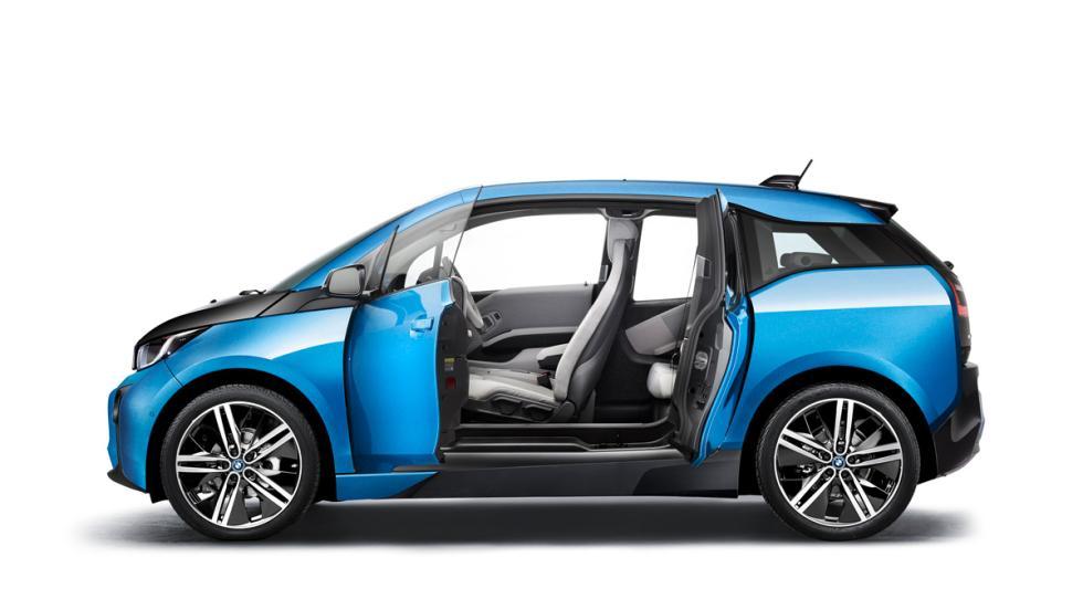 Prueba: BMW i3 (VIII)