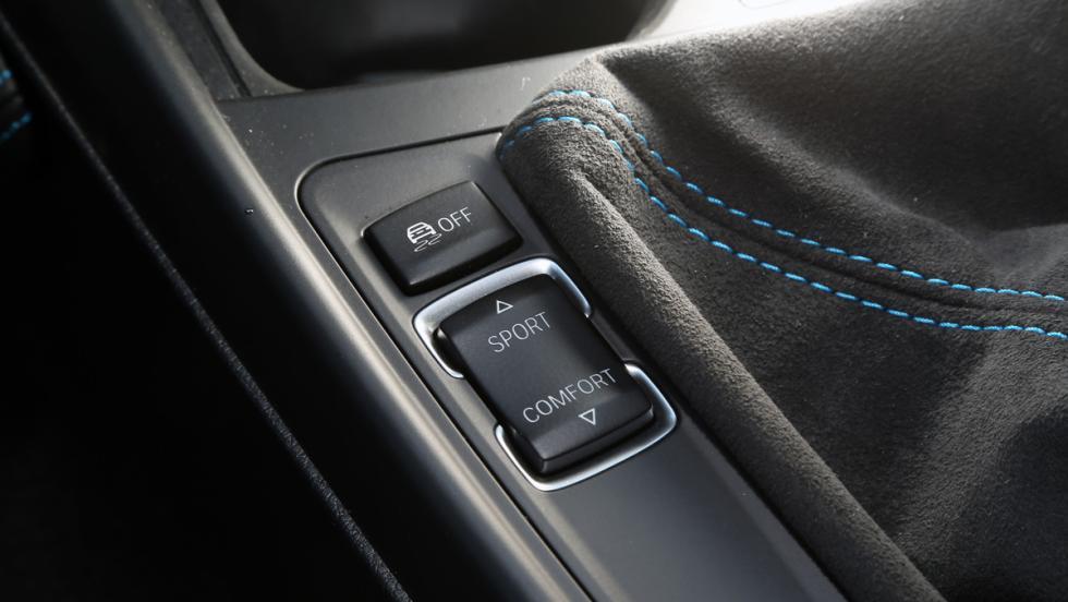 Prueba BMW M2 M Performance (modos de conducción)