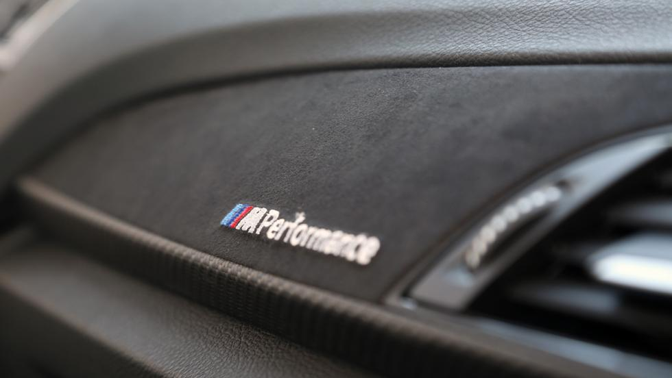 Prueba BMW M2 M Performance (apliques)