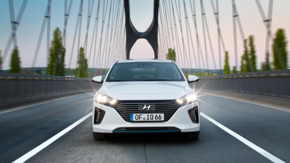 Prueba Hyundai Ioniq (I)