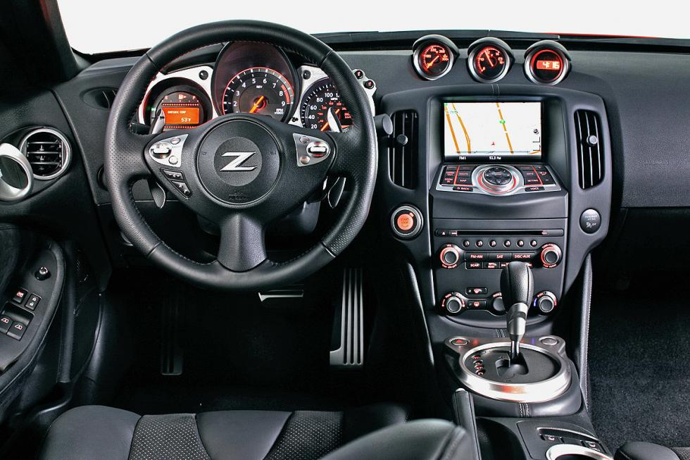 Prueba del Nissan 370Z Automático