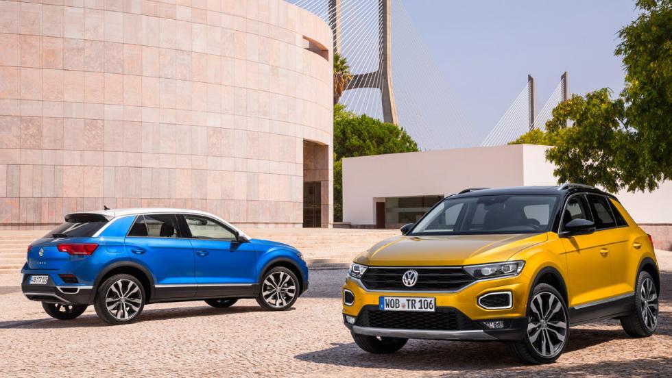 Prueba Volkswagen T-Roc 2.0 TDI 150 CV (colores)