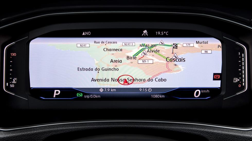 Prueba Volkswagen T-Roc 2.0 TDI 150 CV (nuevo cuadro digital)