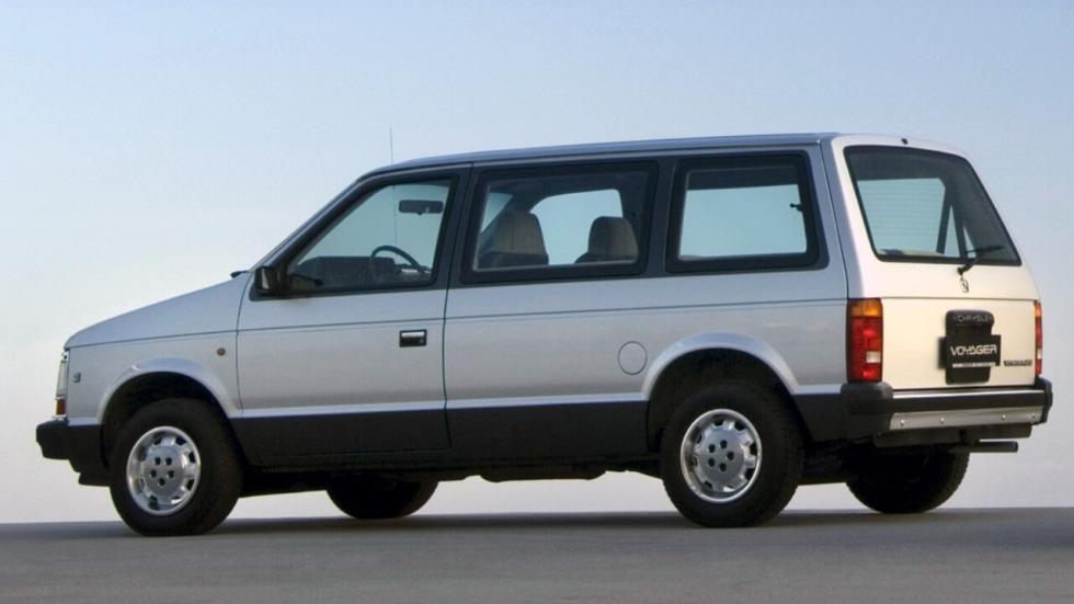 Renault Espace o Chrysler Voyager