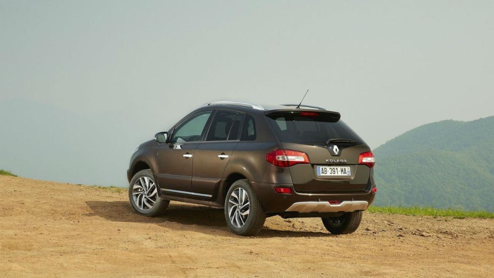 Renault Koleos primera generación