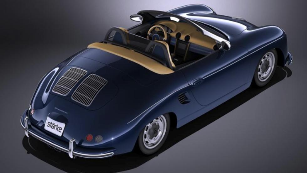 Stärke: la réplica del 356 Speedster por 50.000 euros