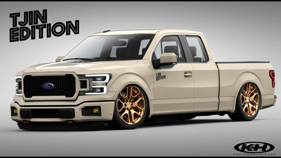 Tjin Edition F-150 XLT SuperCrew