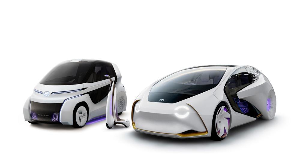 Toyota Concept-i (II)