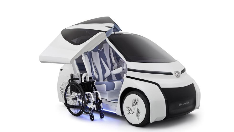 Toyota Concept-i (VII)