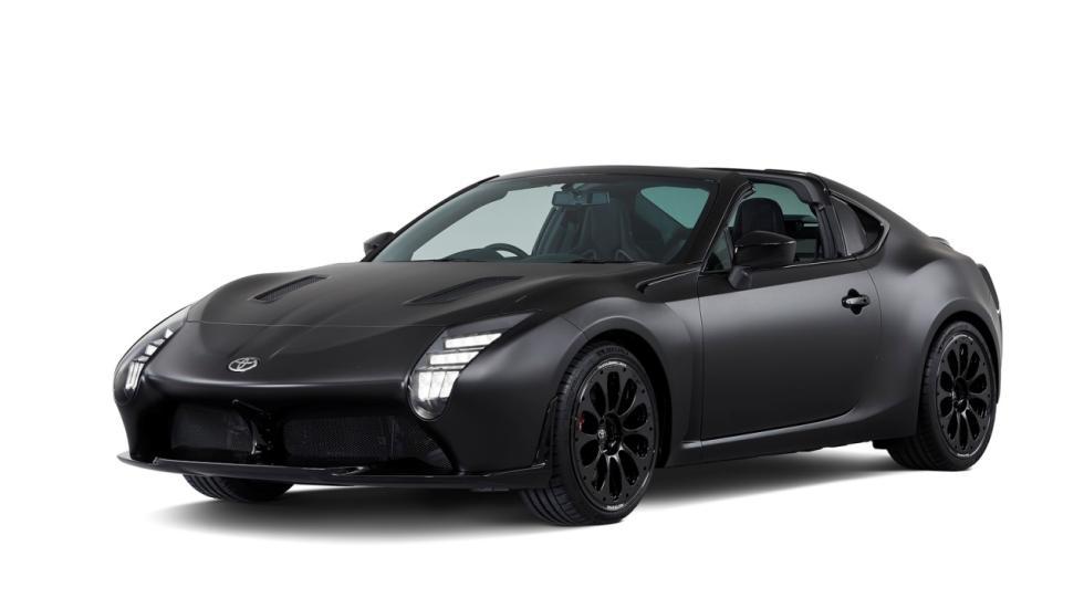 Toyota GR HV Sports Concept