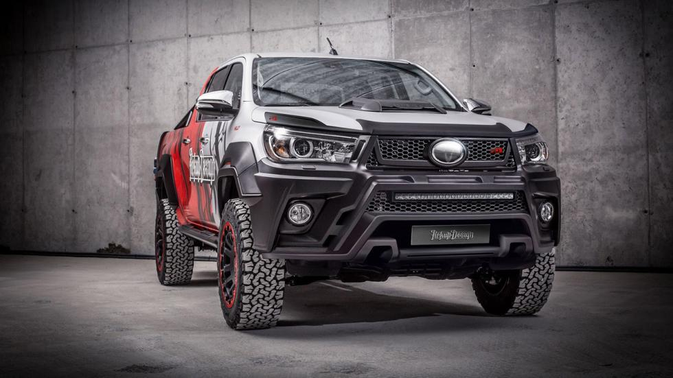 Toyota Hilux de Carlex Design