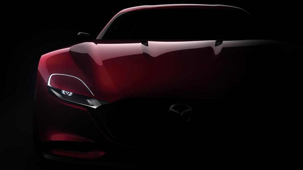 Los tres rivales del Toyota Supra 2018 - Mazda RX-9