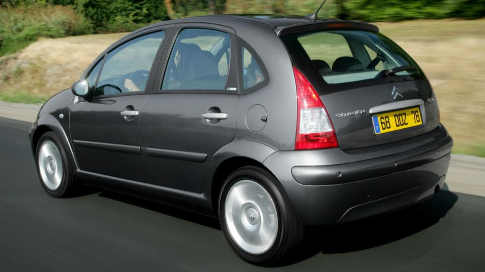 Los 5 mejores coches de segunda mano por 4000 euros: Citroën C3