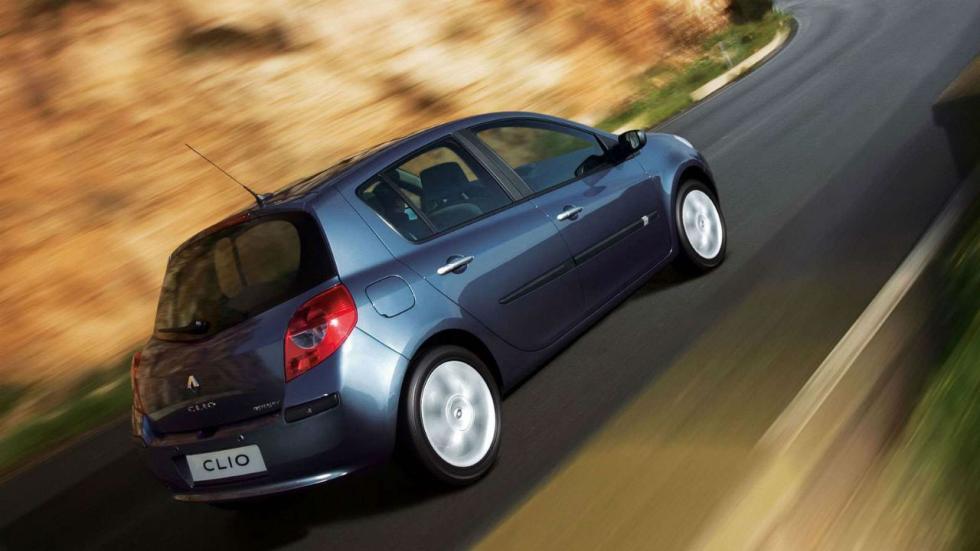 Los 5 mejores coches de segunda mano por 4000 euros: Renault Clio