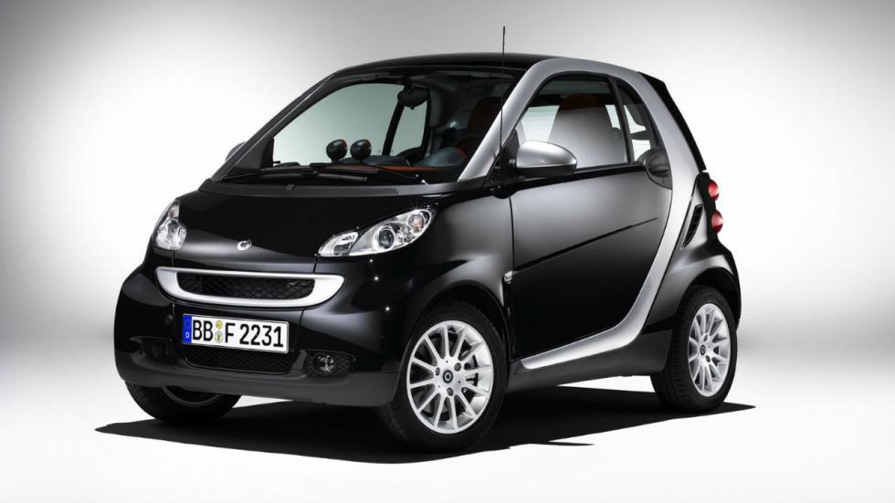 Los 5 mejores coches de segunda mano por 4000 euros: Smart Fortwo
