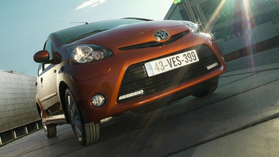 Los 5 mejores coches de segunda mano por 4000 euros: Toyota Aygo