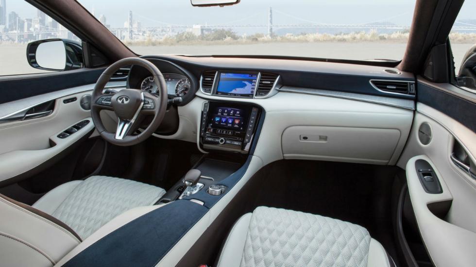 Los 5 mejores SUV de Los Ángeles: Infiniti QX50