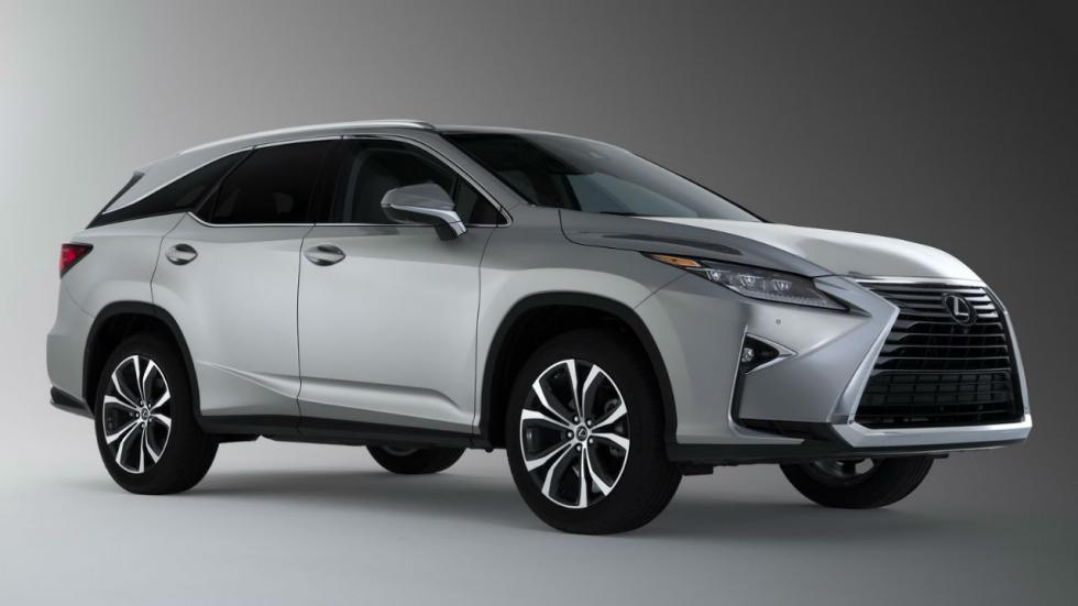 Los 5 mejores SUV de Los Ángeles: Lexus RXL