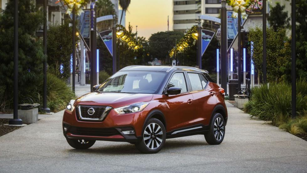 Los 5 mejores SUV de Los Ángeles: Nissan Kicks