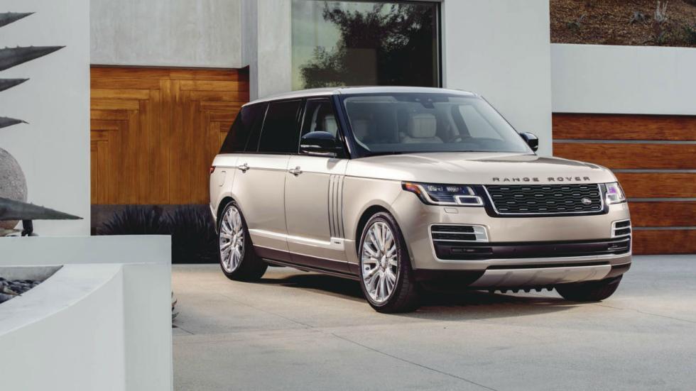 Los 5 mejores SUV de Los Ángeles: Range Rover SVAutobiography