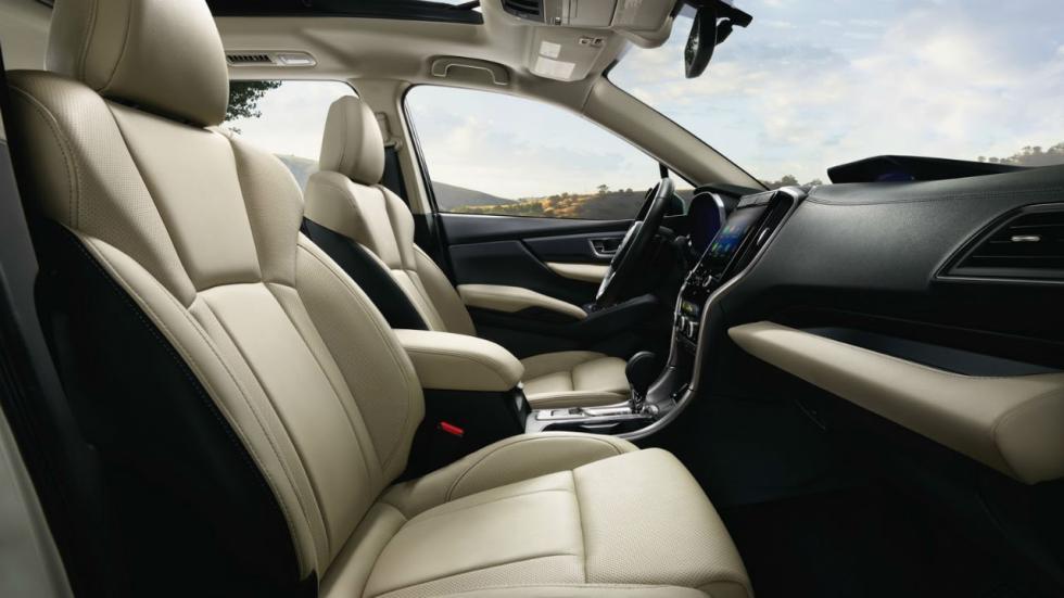 Los 5 mejores SUV de Los Ángeles: Subaru Ascent