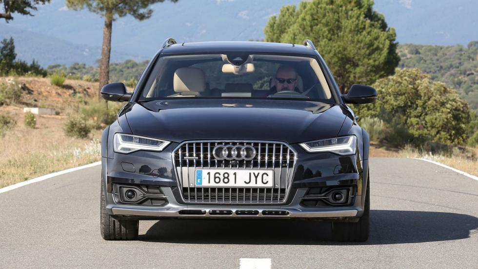 Audi A6 allroad contra Mercedes Clase E All Terrain