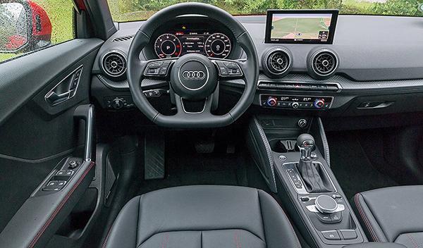 Audi Q2/Seat Ateca/Skoda Kodiaq/VW Tiguan