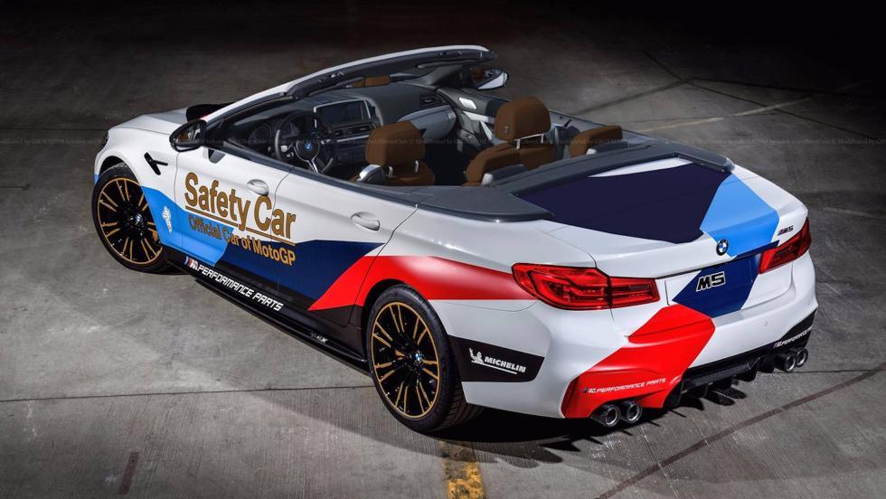 BMW M5 Cabrio