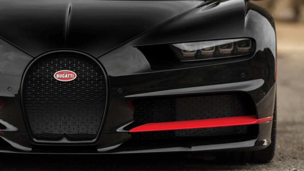 Bugatti Chiron 'Number One'