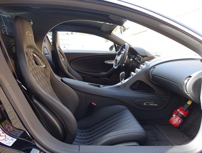 Bugatti chiron segunda mano
