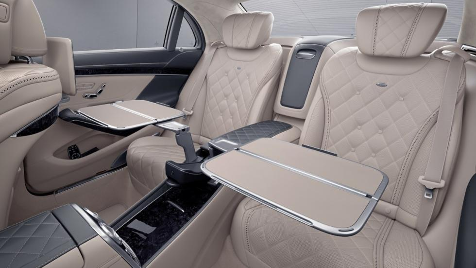 Cabinas Emirates by Mercedes Clase S
