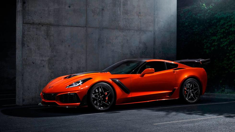Chevrolet Corvette ZR1 2018 superdeportivo