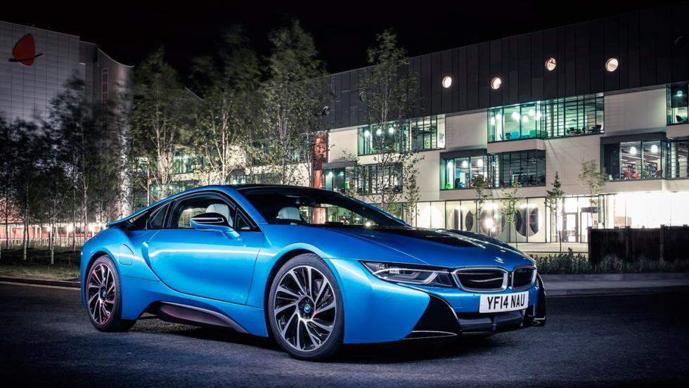 Coches eléctricos que preferirás a los de gasolina: BMW i8 (I)