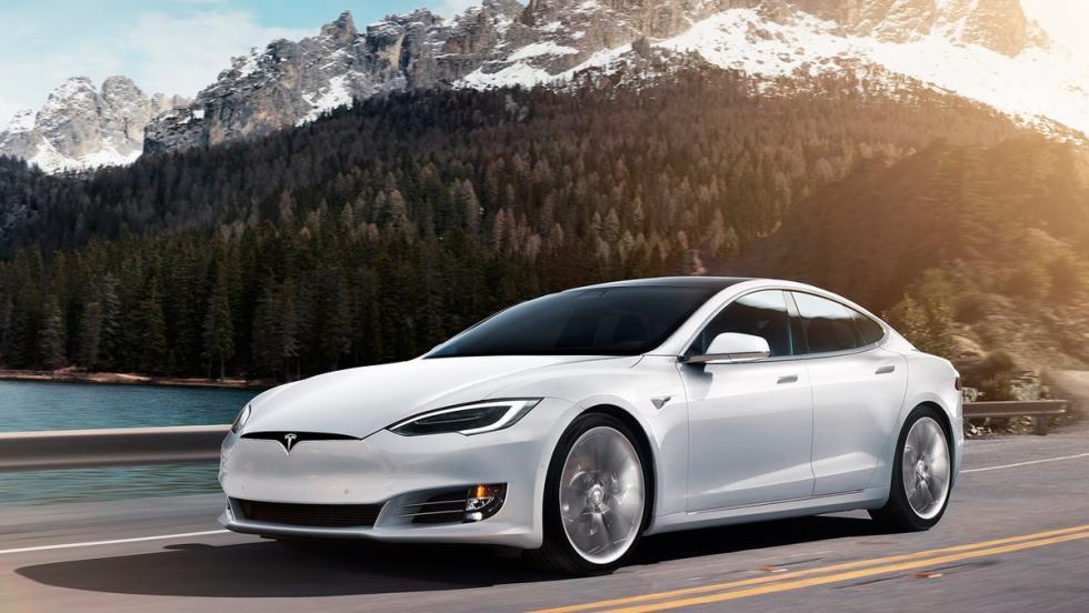 Coches eléctricos que preferirás a los de gasolina: Tesla Model S (I)