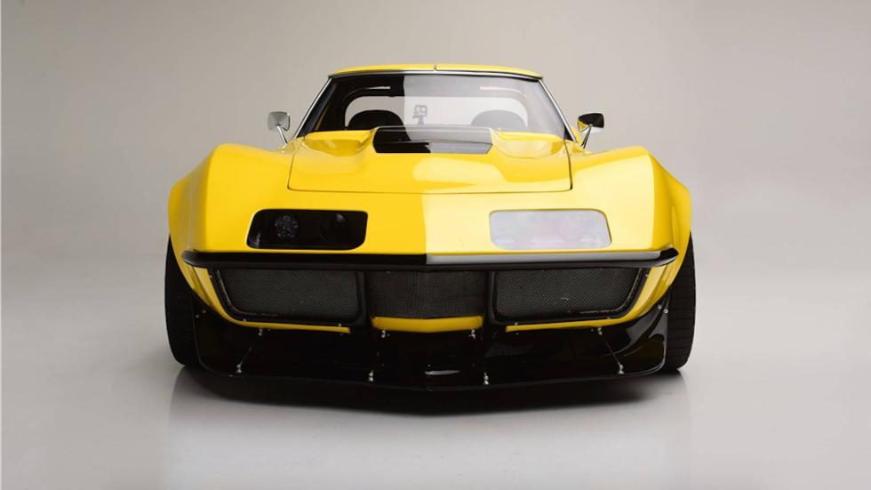 Corvette de carreras de 1973