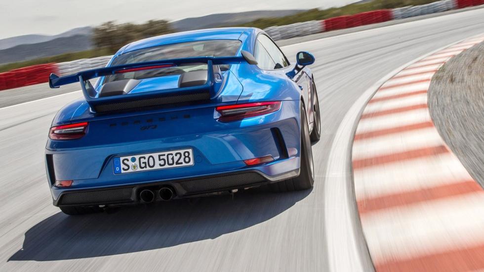 El deportivo perfecto - El comportamiento del Porsche 911 GT3